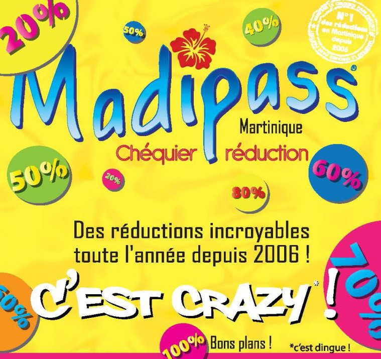 Madipass Martinique
