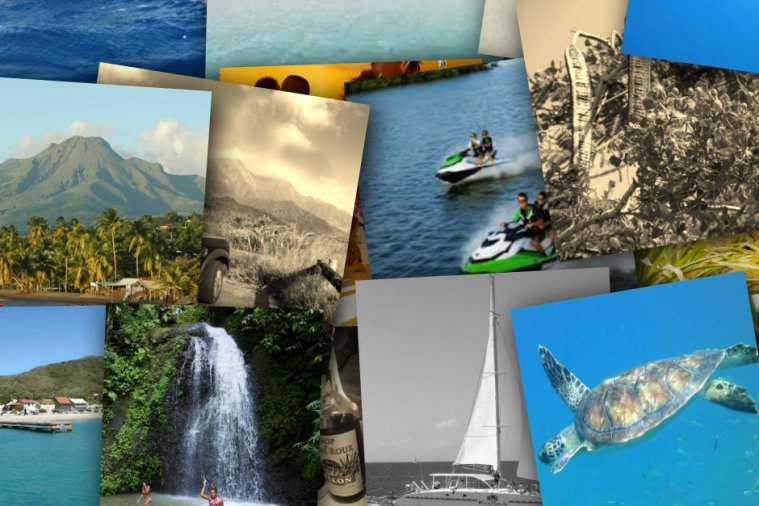 Excursions Martinique